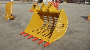 Sec Excavator Skeleton Digging Bucket To Fit 30 Ton cat330 Zx300 Pc300