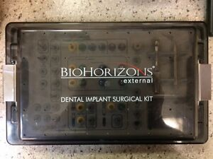 Biohorizons External Dental Surgical Kit