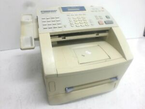 Brother Intellifax Fax4750e Fax Machine W Usb And Parallel Cable