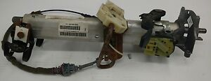 Oem Jeep Wrangler Tj Tilt Steering Column 2001 Automatic With Key Cable