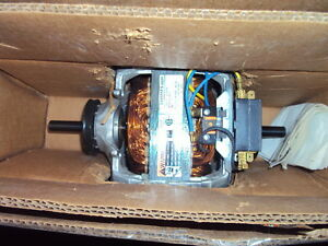 Emerson 2k153 Motor 1 3 Hp 115 V 1 Speed 1725 Rpm Double Shaft Dryer Mo