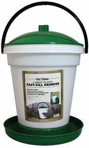 Harris Farms 6 25 Gallon Large Flock Easy Fill Drinker 4234 For Up To 100 Birds