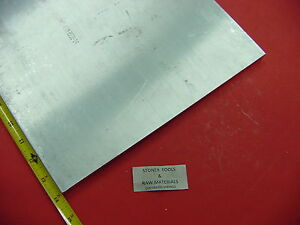 1 2 X 12 Aluminum 6061 Flat Bar 14 Long Solid T6511 Extruded Plate Mill Stock