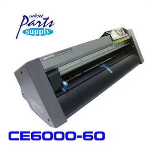 Original Graphtec 24 Cutting Plotter Inkjet Printer Vinyle Cutter Ce6000 60 New