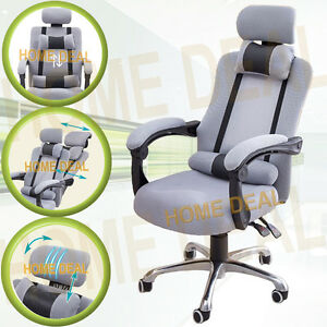 Modern Ergonomic Mesh High Back Executive Computer Desk Task Office Chair Tilt