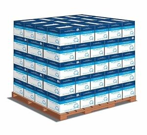 Hammermill Paper Great White Copy 30 Recycled 20lb 8 5x11 92 Bright 200k Sheets