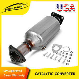 Epa Approved Catalytic Converter For 1998 To 2002 Honda Accord Lx Ex 2 3l Obdii