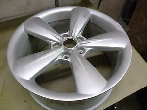 2013 2014 Ford Mustang 18 Inch Aloy Wheel Hollander 3907