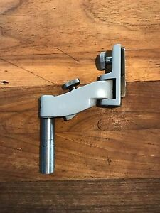 Adjustable Microscope Swivel Mount Piece Brand Unknown Possibly Spencer