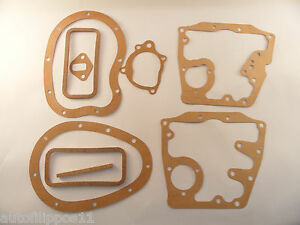 Bmc mg morris wolseley 1200 1489cc Conversion Engine Gasket Set Crank Case