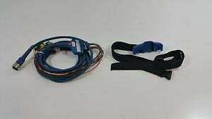 Quinton 36505 010 Stress Test Ekg Ecg Lead Cables And Harness Belt