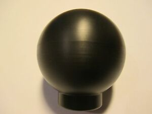 Delrin Shift Knob Sphere Ball Cnc Machined In Usa M10x1 25