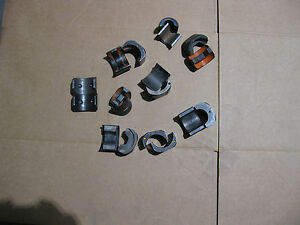 Thomas Betts Dies For Tbm14m Tbm15 Crimpers 9pc Set