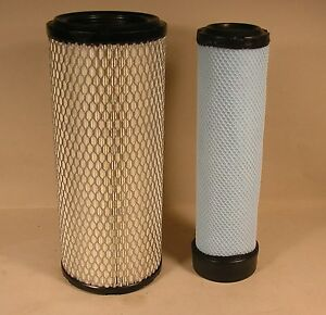 John Deere Air Filter Set Inner And Outer Top Quality