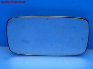 Porsche 911 928 944 924 924s Exterior Mirror Push In Type Mirror Glass Oem