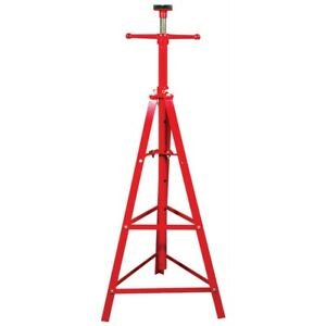 Aff 4000 Lb Tall Under Hoist Jack Stand For Use With Four Post Lift