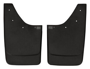 Husky 56611 Front Mud Guards Flaps For 06 10 Ford Explorer Custom Molded Fitment