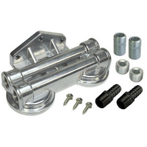 Derale Engine Oil Filter Remote Mounting Kit 15707