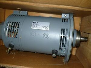 New Hyster ge 36v Electric Drive Motor For Stand Up Forklift Or