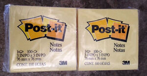 Post it Notes 3x3 12 Pack 3 x3 12 Pack Yellow Post It Post it Postit