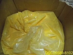 55 Lbs Nortek Powder Coating P9sy6 Ral 1018 Zinc Yellow
