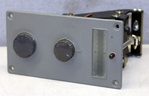 Leeds Northrup Company 4287 Galvanometer Scale 062103 Kelvin Bridge