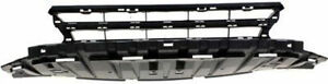 New 2013 2015 Grille Grill Textured Gray For Honda Civic Ho1036113