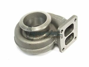 Borg Warner S300sx Turbo Turbine Housing 80mm 1 00 A r T4 Inlet Twin scroll Flow