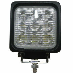 Led730f Square Led Flood Light 9v 32v 1730 Lumens 4 25 X 4 25