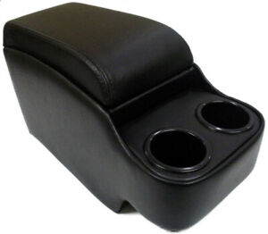 1967 1968 1969 Chevy Camaro Pontiac Firebird Blk Center Console Ss Z28 Usa Made