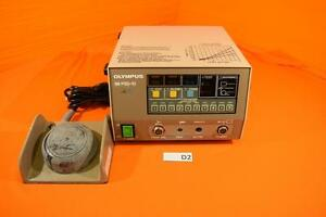Olympus Psd 10 Electrosurgical Unit With Footswitch