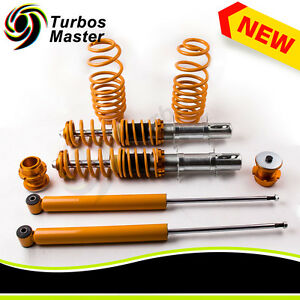 Coilover Kit For Vw Golf Iv Volkswagen Coilovers Mk4 1999 2005