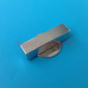 Wholesale 40mm X 10mm X 10mm Rare Earth Neodymium Super Strong Block Magnet