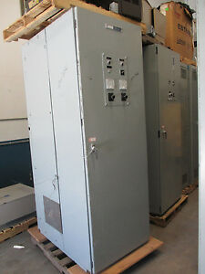 Russ Electric Rmt 20003ce 2000a 277 480 Volt Automatic Transfer Switch Ats256