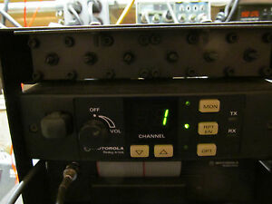 The GR1225 Repeater relays both 12 5 kHz and 25 kHz and