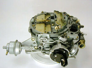Quadrajet Carburetor 1980 Buick Chevrolet Gm Oldsmobile Pontiac 100 Core Refund