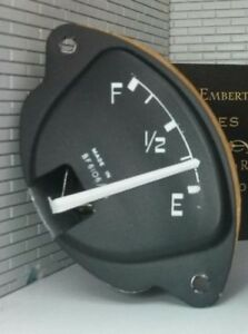 Land Rover Series 2a 3 Jaeger Smiths Instrument Panel Fuel Gauge Feo 555835