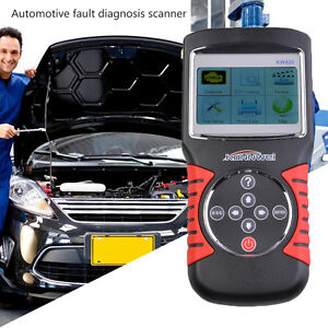 Kw820 Obdii Obd2 Eobd Auto Scanner Car Engine Fault Code Reader Diagnostic Usa Q