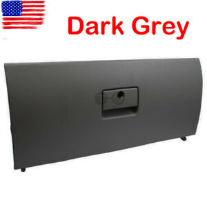 Grey Glove Box Lid Door 1jm857121b2ql For Vw Volkswagen Mark Iv Golf Gti Jetta