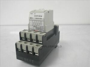 Rhn 421e Telemecanique Non latching Relay 48v 50hz used And Tested