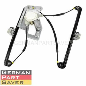 Power Window Regulator Motor Front Left Driver Side For Bmw E39 51338252393