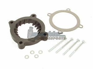 Volant Vortice Throttle Body Spacer 2011 2014 Ford F 150 Mustang 5 0l V8 All