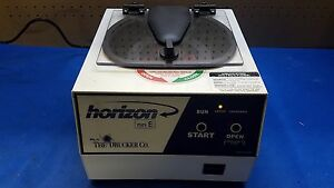 Drucker Horizon Labcorp Mini E Model 642e Centrifuge Only 30 Cycles