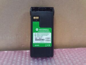 New Motorola Impres Battery Ntn9857c Ntn9857b Xts2500 Xts1500 Mt1500