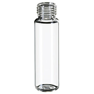 20ml Nd18 Headspace Screw Vial clear Rounded Bottom Pk 100 mfr 1809 1307