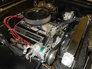 Chevrolet Performance Zz502 Deluxe Engine 502 Hp M22 4 Speed Transmission Hd