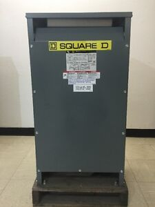 Square D Ee25s3h 25kva Single Phase General Purpose Transformer New