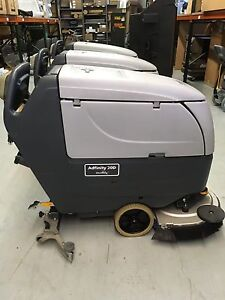advance Adfinity 20 Disk Floor Scrubber tennant american Osment nss Betco