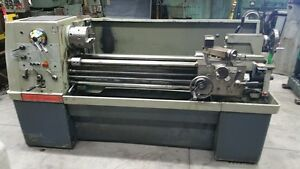 12232 Clausing Colchester 15 X 50 Lathe 2 3 16 Spindle Bore
