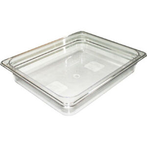 Clear Food Pan Full Size 12 3 4 X 20 7 8